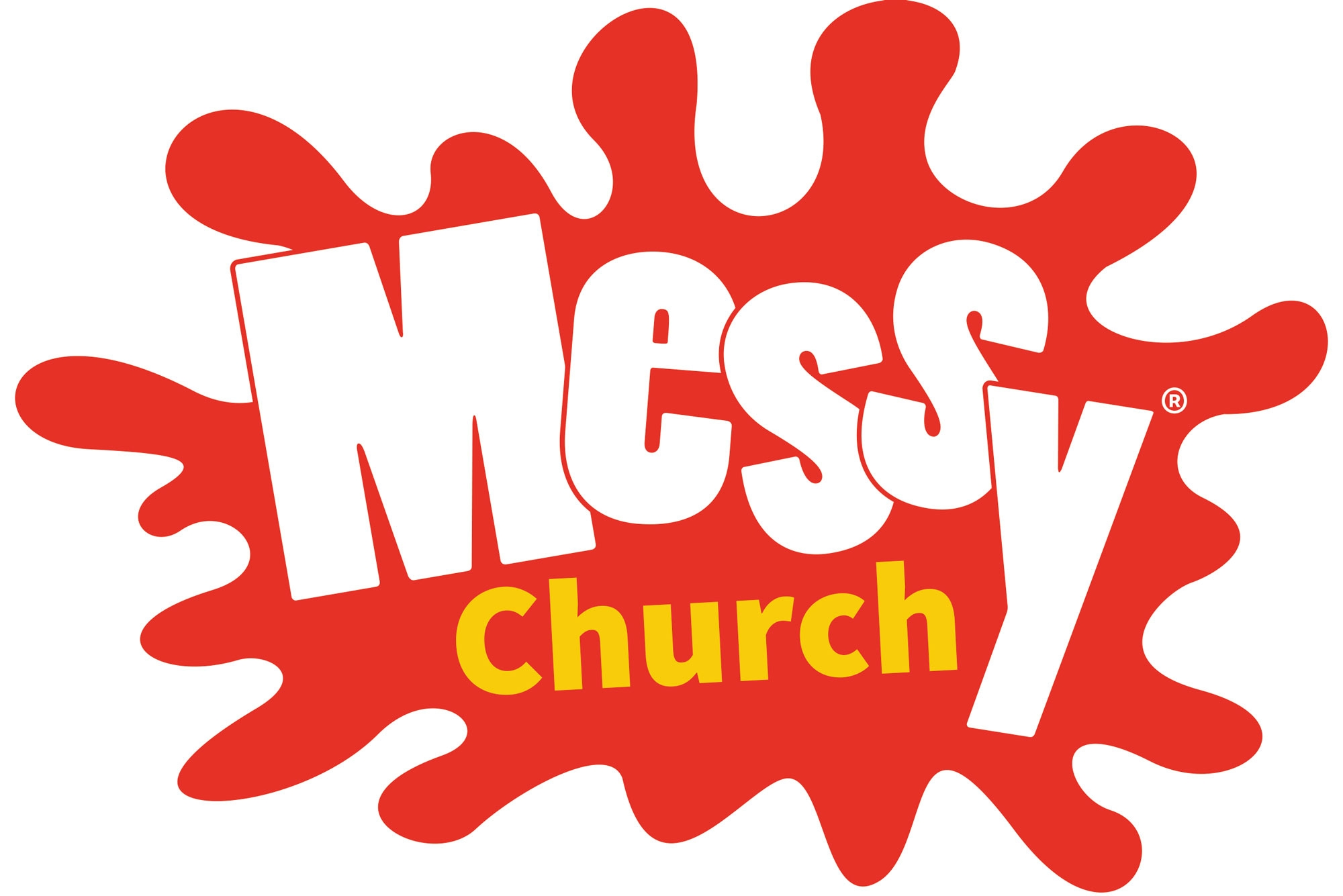 Messy church: fun for all ages!