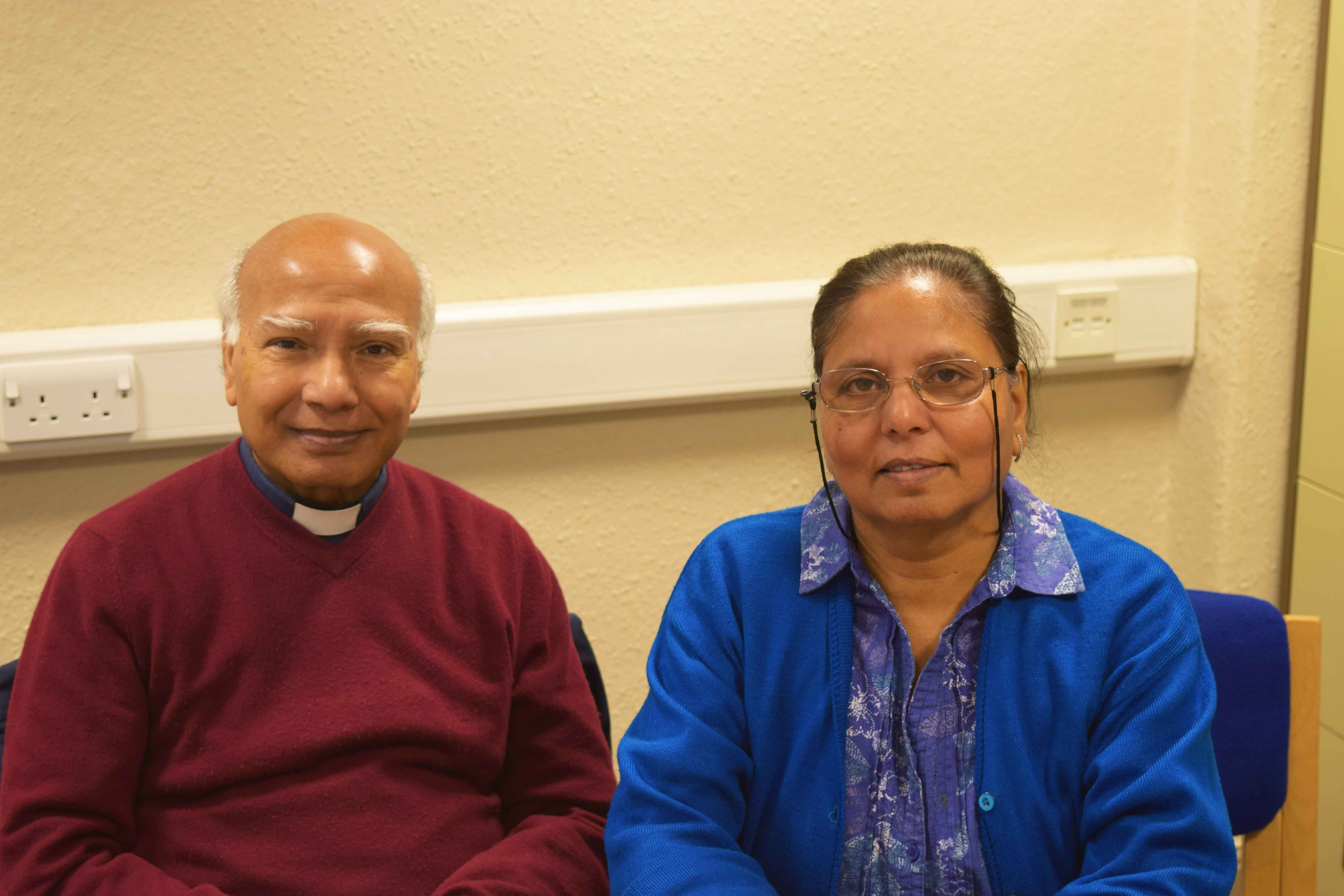 Retired Clergy Chaplains