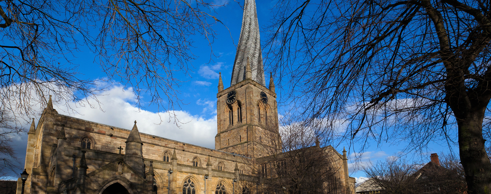 dod crooked spire chesterfield