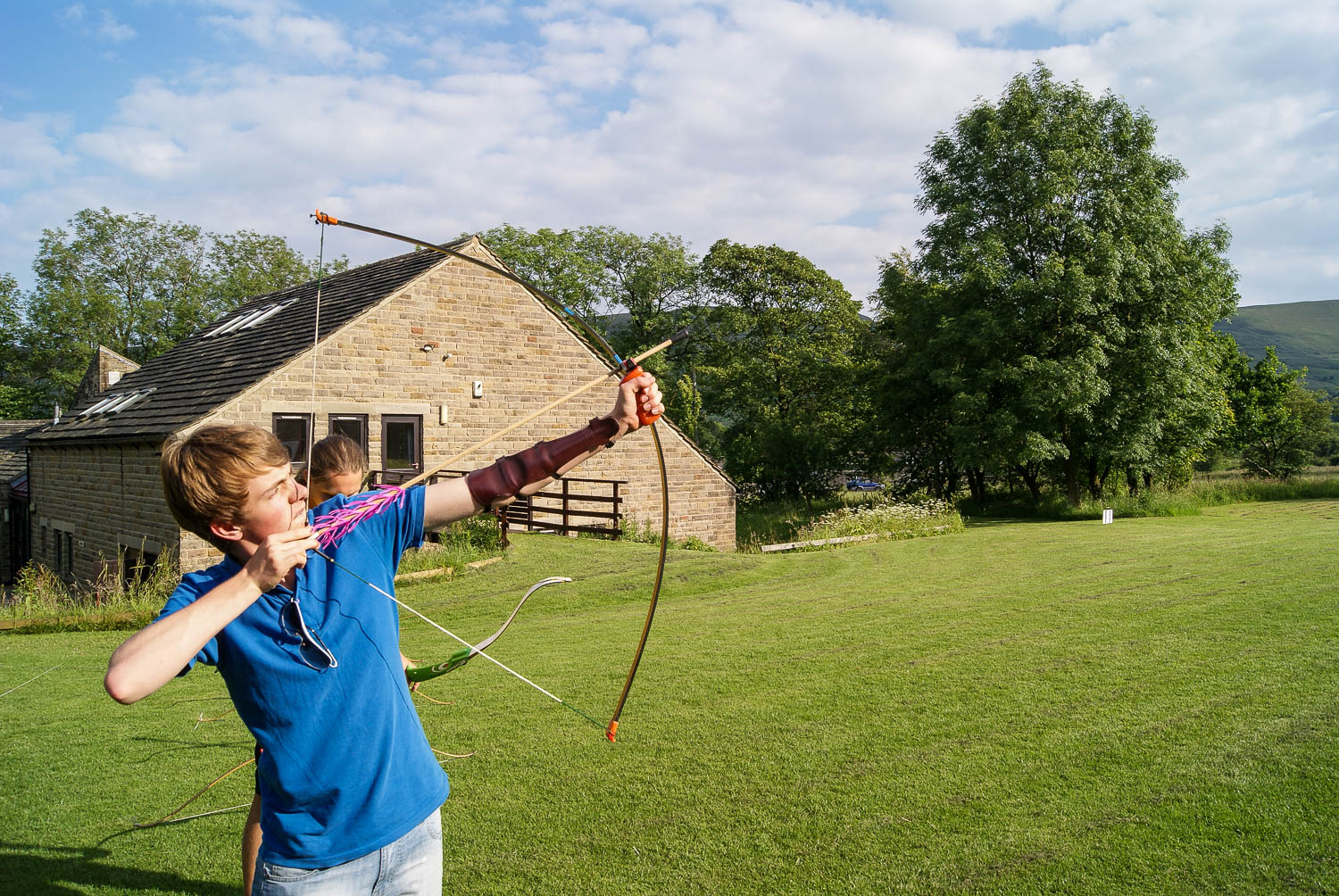 peak centre edale archery