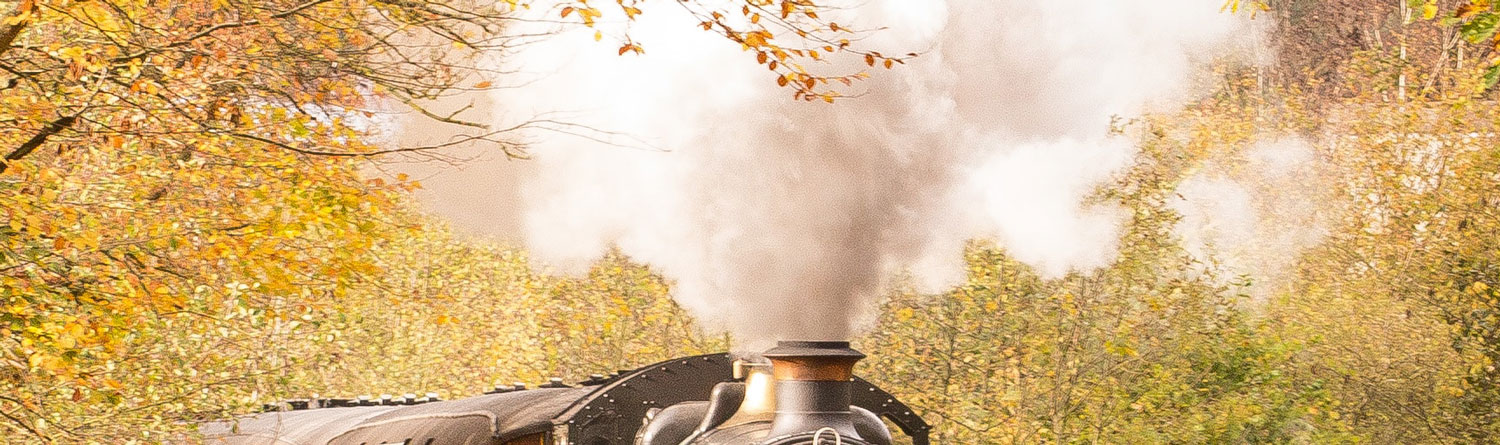 steam train funnel