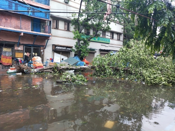 Devastation in Kolkata: can you help?
