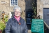 Churchwarden Joan Plant is a ninth-generation survivor of the plague