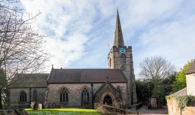 Harry's story: St Werburgh, Spondon - an inclusive church