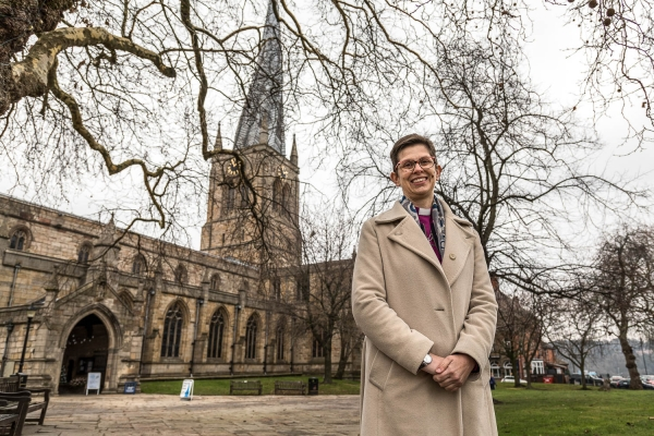 Bishop Libby Lane named as next Bishop of Derby