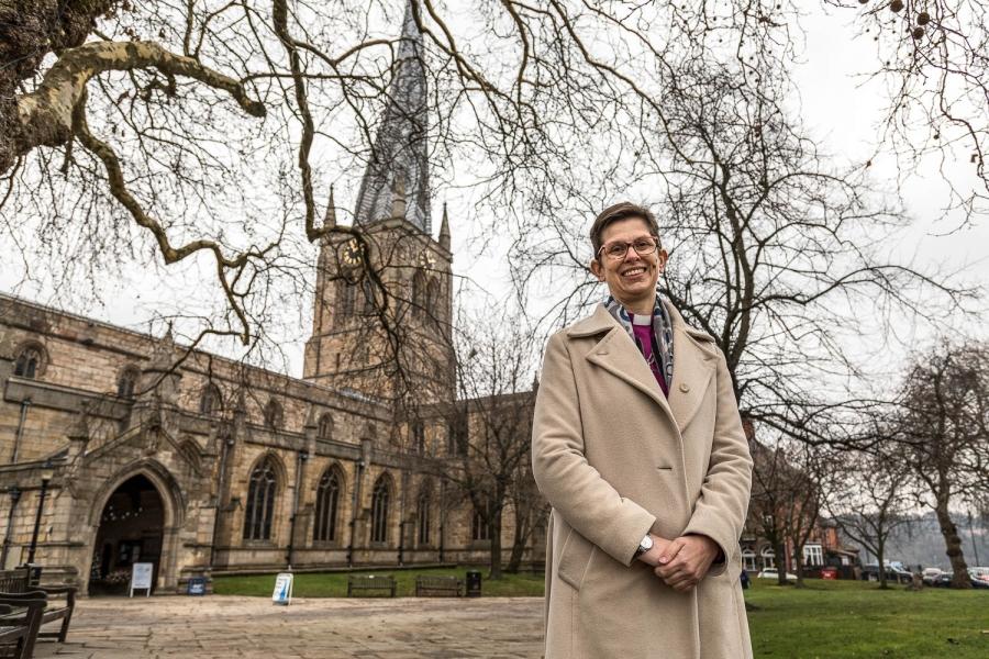 Bishop Libby Lane named as next Bishop of Derby
