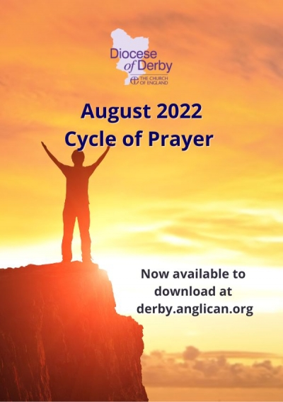 Cycle of Prayer - Monthly