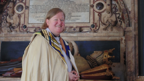 Canon Elizabeth Thomson to leave Derby Cathedral