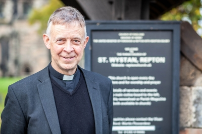 Malcolm Macnaughton named as next Bishop of Repton