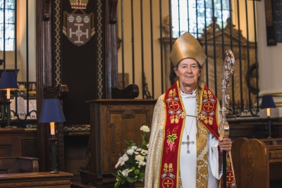 Bishop Alastair retires at the end of August