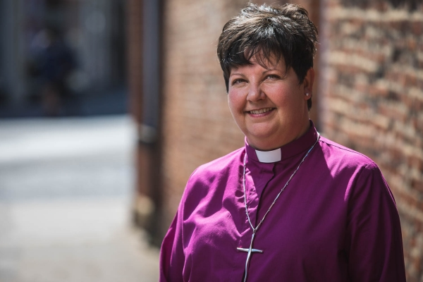 Bishop Jan to move to a new role in Lichfield