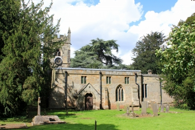 Radbourne church crowdfunds to replace roof